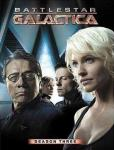 BSG Season 3 DVD Cover