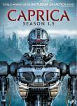 Caprica Season 1.5 DVD Cover